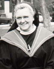 Sr. Geraldine Thompson