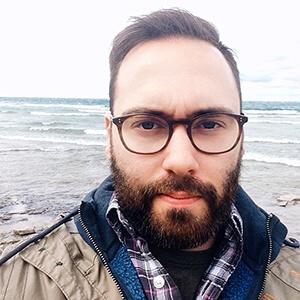 James Roussain, Archivist, Outreach & Instruction
