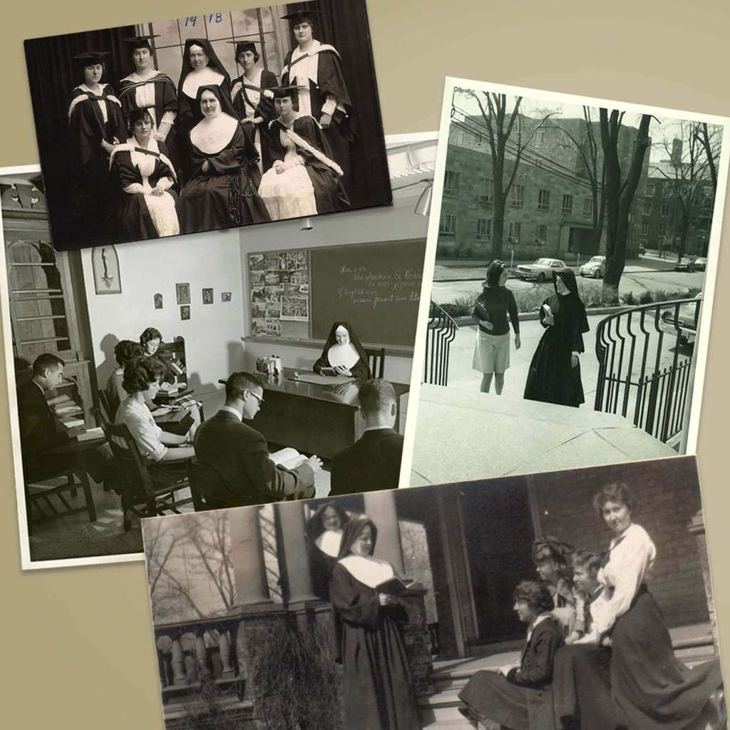 A Commitment to Catholic Education: 100 Years of Women's Education at St. Michael's