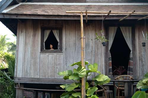 a home in Luang Prabang, Laos