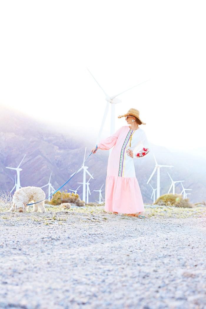 Pink Maxi Dress | Kelly Golightly