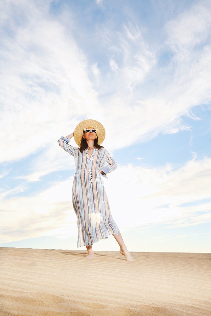 Gray Malin x Splendid Caftan | Kelly Golightly