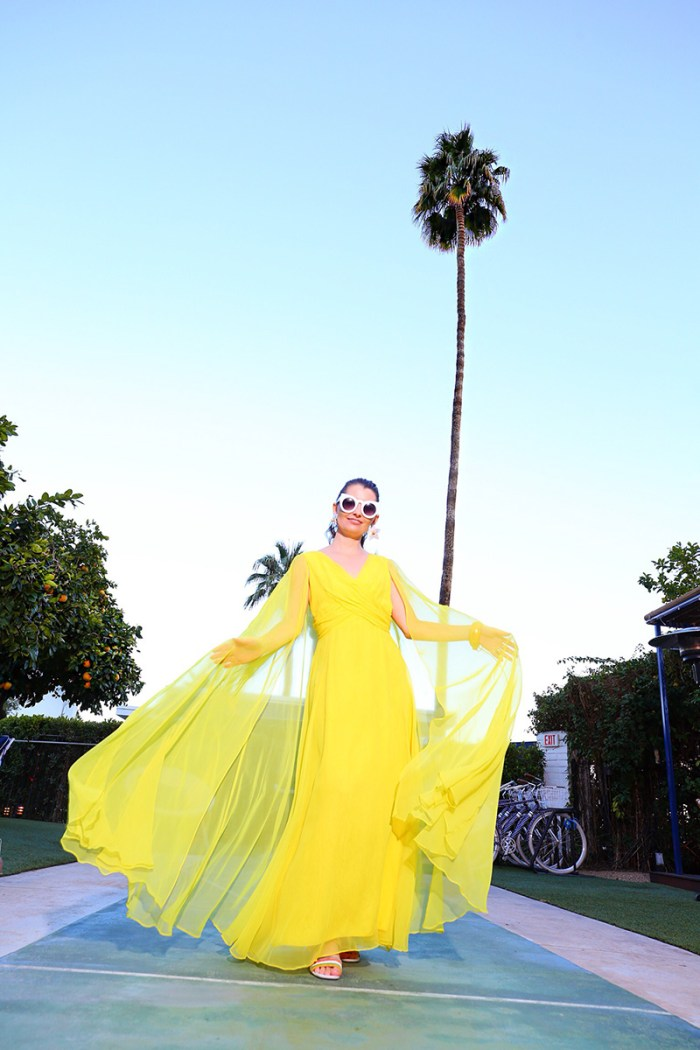 Holiday House Hotel Palm Springs | Kelly Golightly