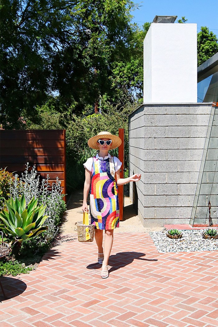 How To Wear a Sequin Dress for Day | Kelly Golightly
