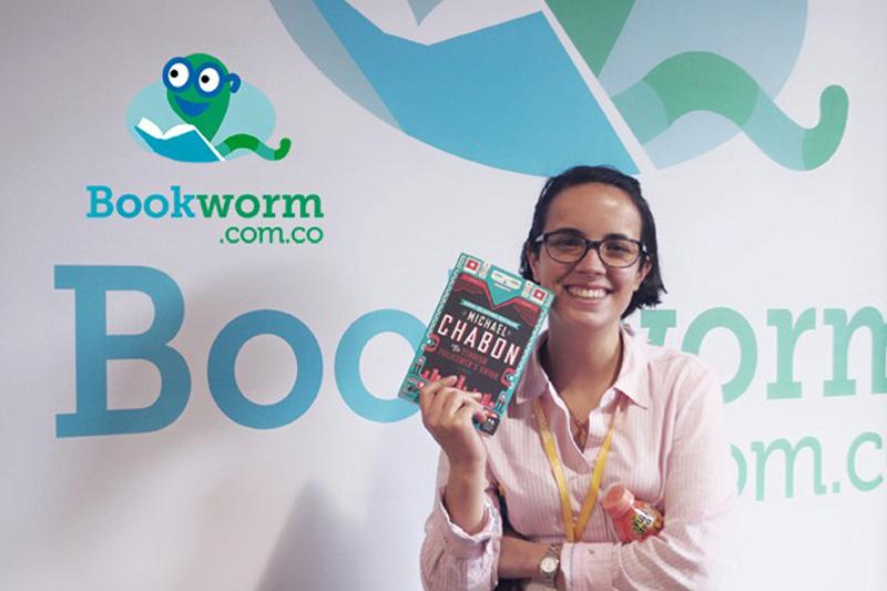 Bookworm shop environment