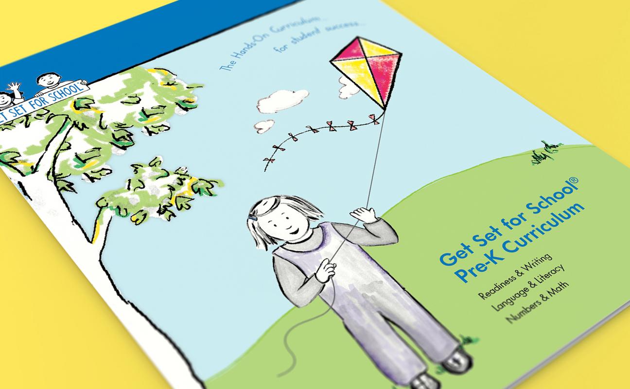 Pre-K Curriculum Folder