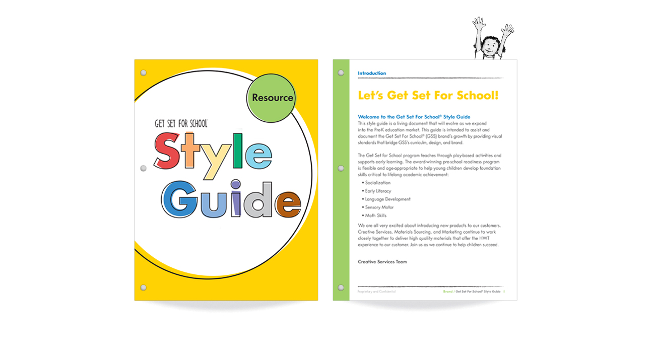 GSS Brand Styleguide Intro