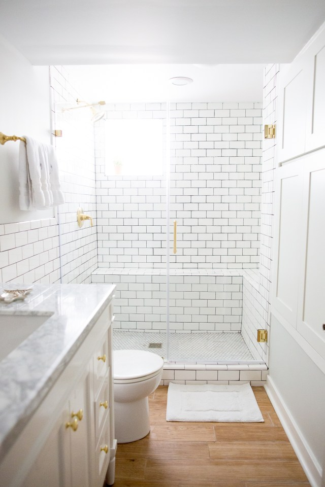 The Reality of a Gut Bathroom Renovation Kelly in the City