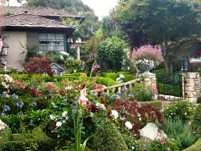 Garden in Carmel, CA