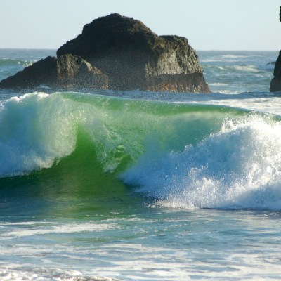 Weekly Photo Challenge:  Sea
