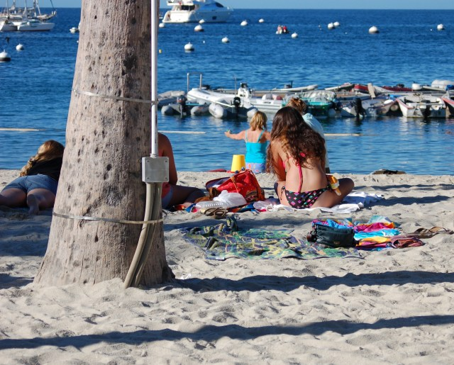 The Beach Catalina Island