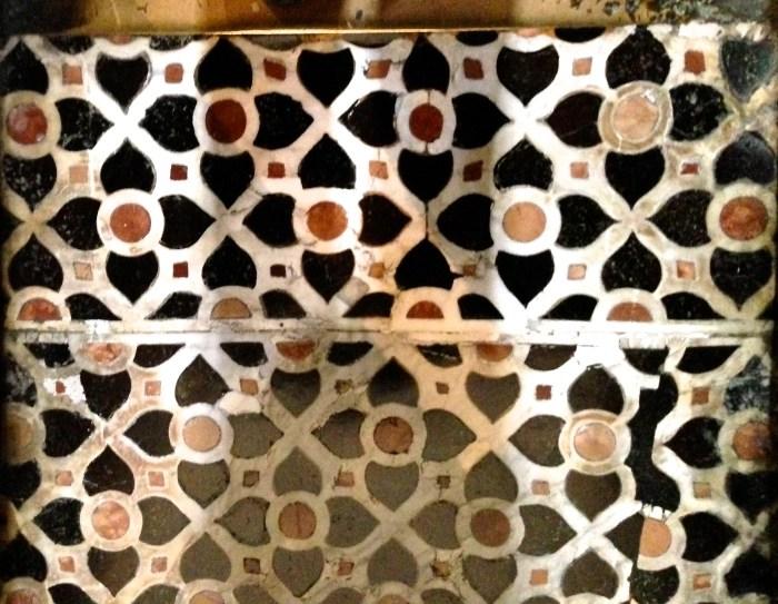 Tile Entry, Siena Italy