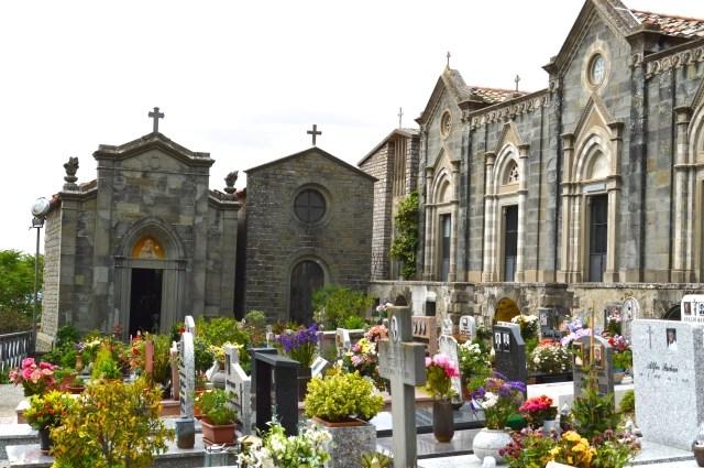 Italian Cementery