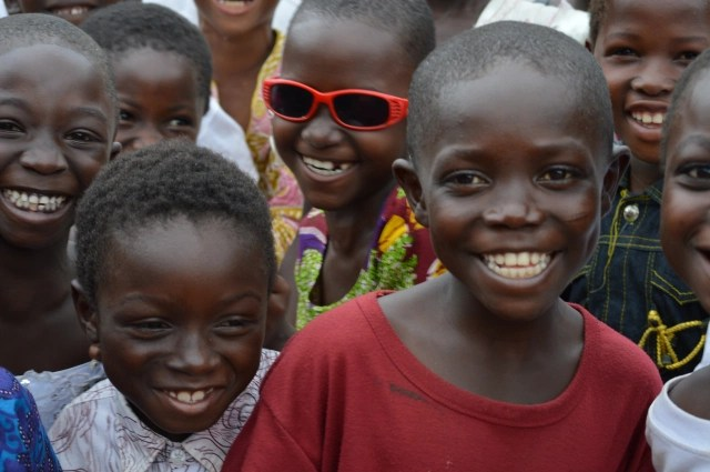 Ghanaian children
