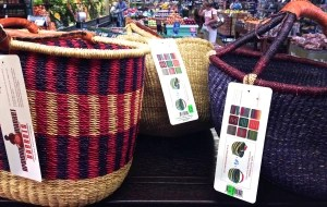 Bolga Market Baskets