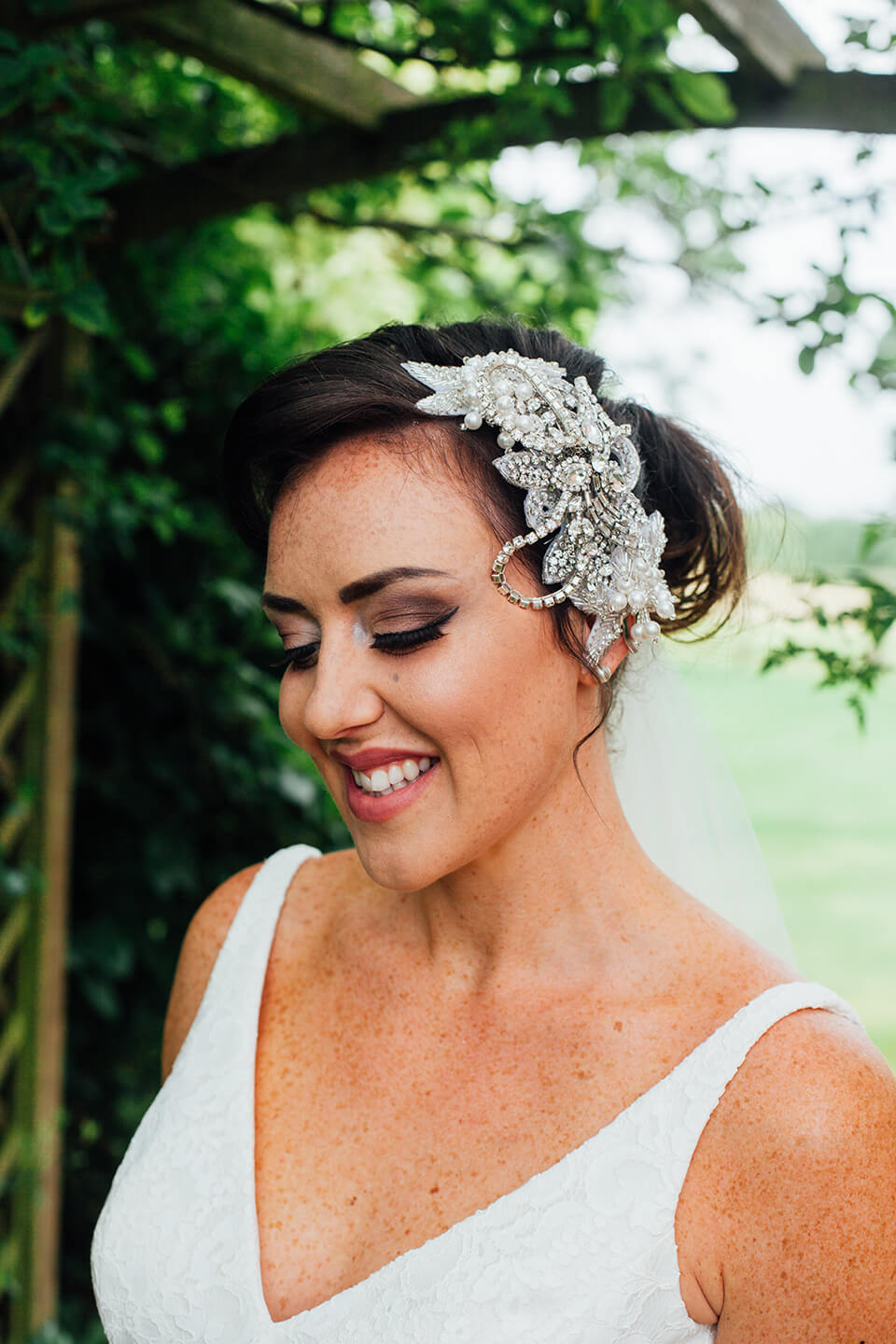 Wedding in the rain - Somerset Wedding Photographer