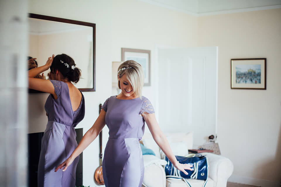 Tips for better getting ready photos