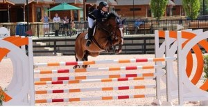 Kelly Kocher, Block House Sport Horses, Tryon, N.C.