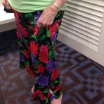 92 Year-Old Mom Snags Purple Pants