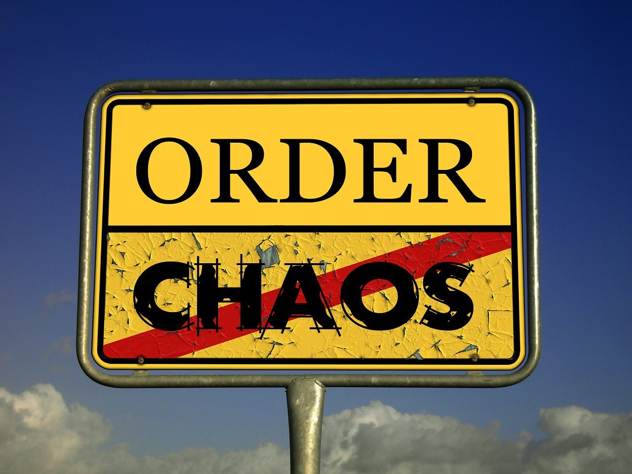 Why Chaos Is An Essential Ingredient Of Success