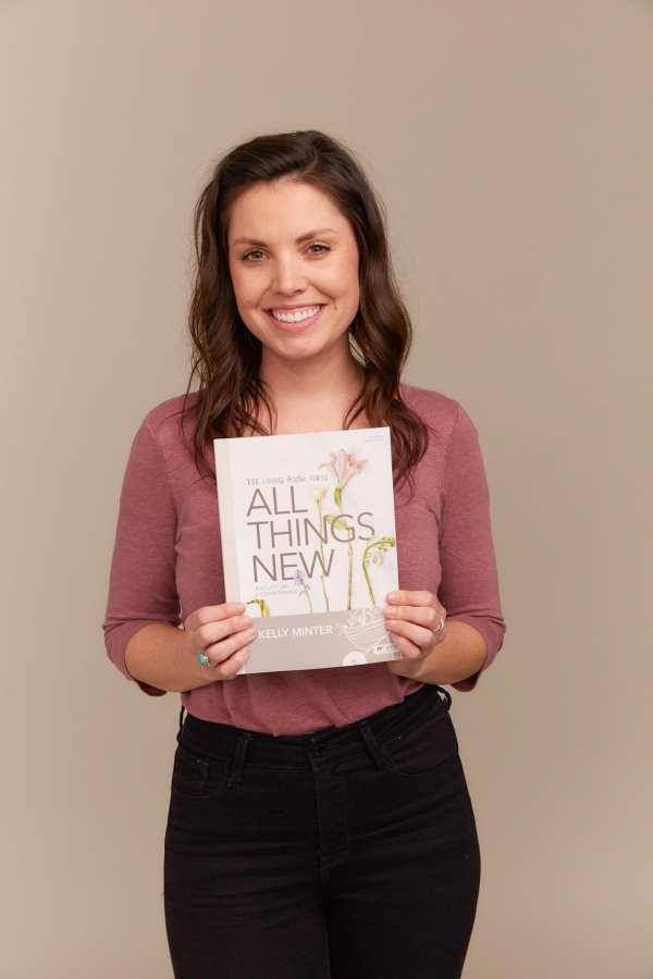 All Things New Member Book