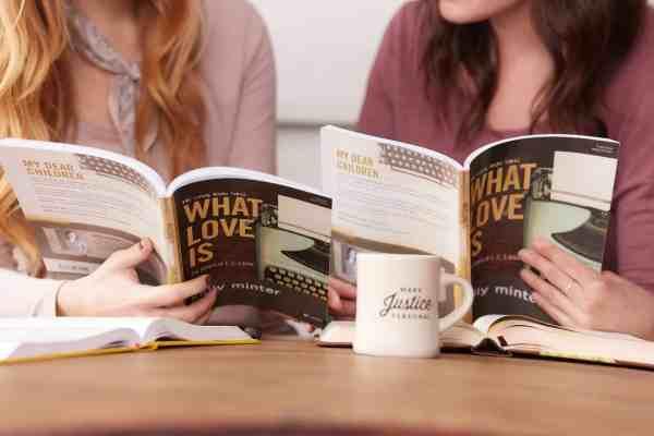 What Love Is Member Book