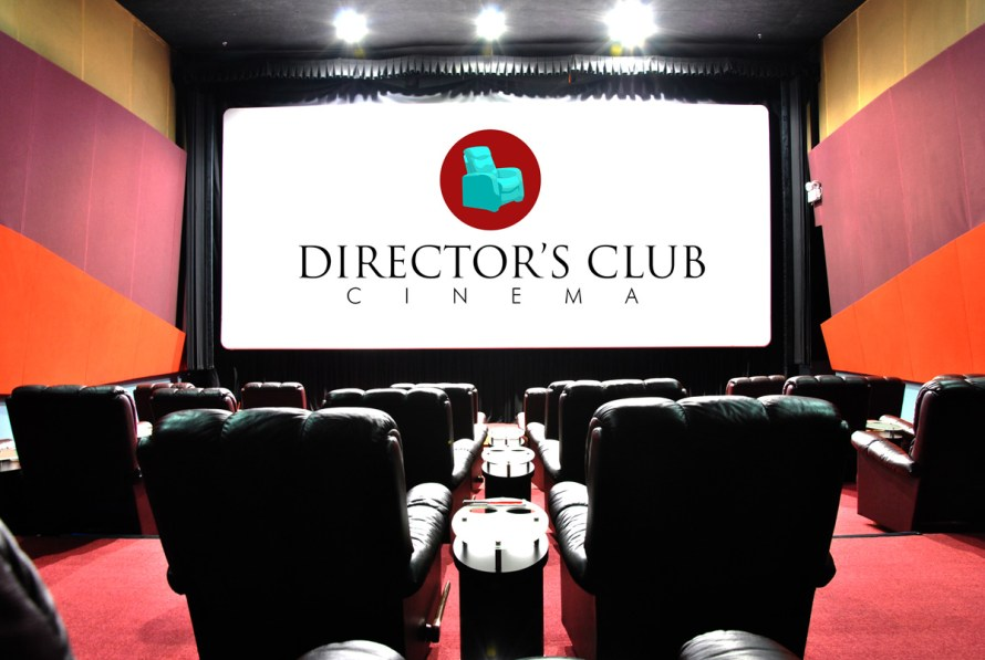 director's club super imposed logo