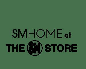 See through at the sm store logo