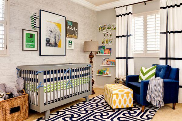 striped-geometric-nursery-room