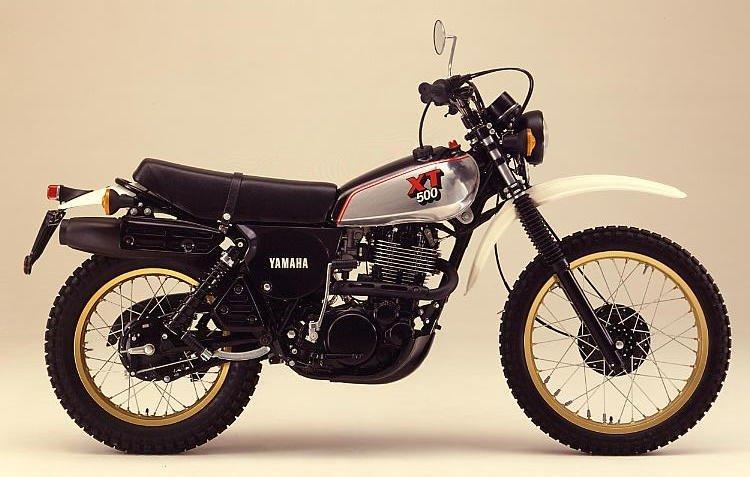 1980 Yamaha Dt 100 Enduro
