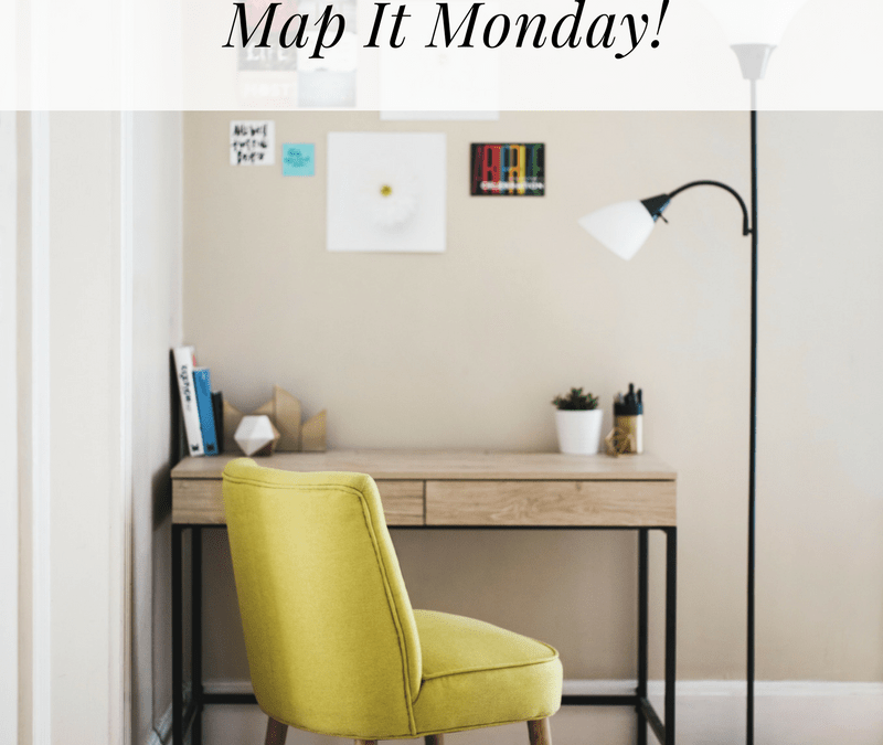 How To Map Out Your Week & Set Yourself Up For Success