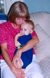 Mom and Bobby