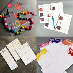 Printed Calendars, Journals & Notepads