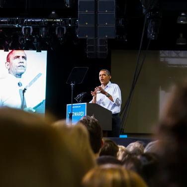 Milwaukee Obama Rally '08