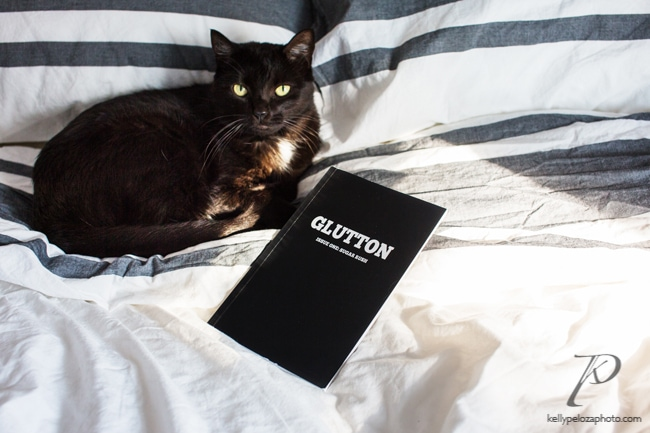 Interview with Chef Jesse Szewczyk about Glutton zine