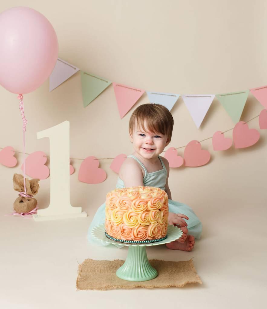 Newmarket Cake Smash Photographer