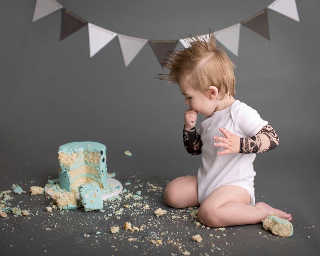 Keswick Cake Smash Photographer