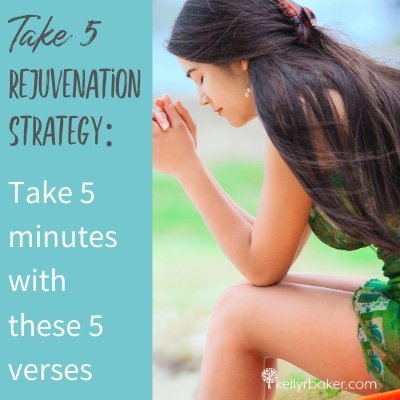 Take 5 Rejuvenation Strategy Directions.