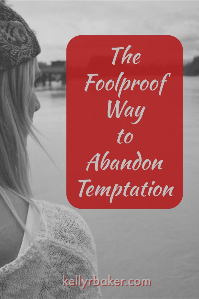 "We all face temptation, but God provides the ""way of escape."" It is the foolproof way to abandon any temptation every time."