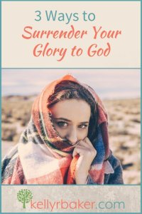 Do we love God enough to surrender our glory like the woman who wept on Jesus' feet and dried them with her hair? Her actions reveal 3 ways to surrender.