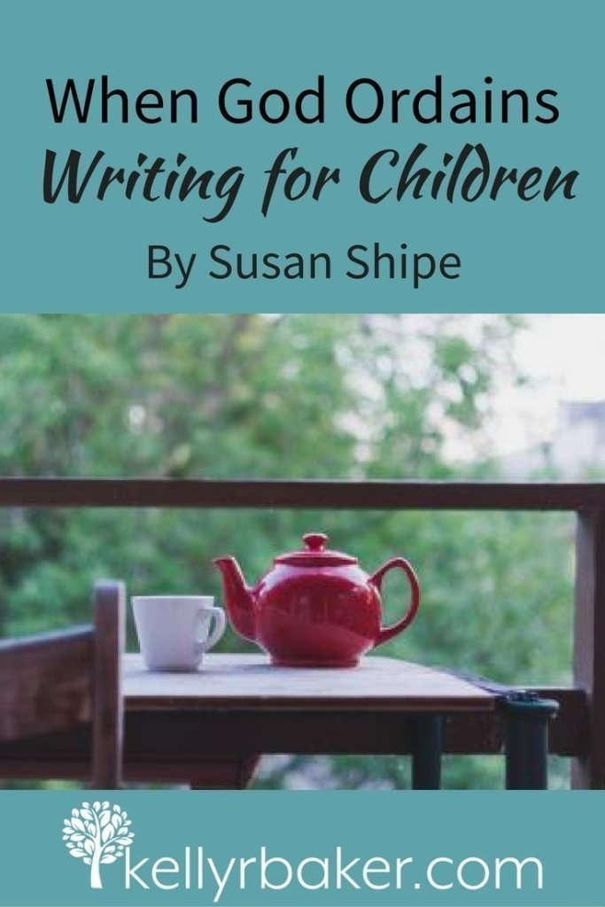 Susan Chamberlain Shipe tells the story of God's call to impart into the next generation through her devotional 52 Commands of Jesus for Children.