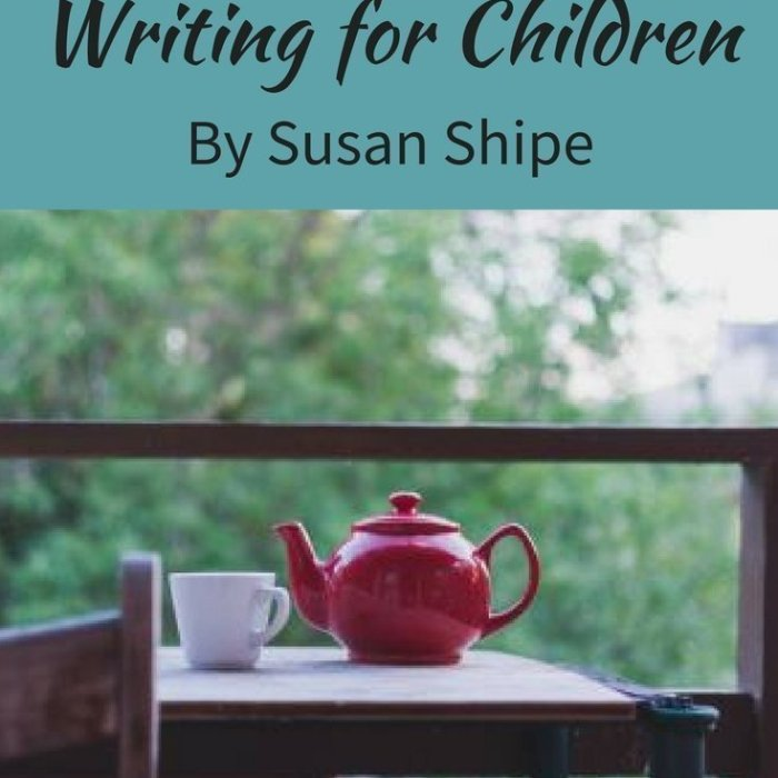Guest Post – When God Ordains Writing for Children