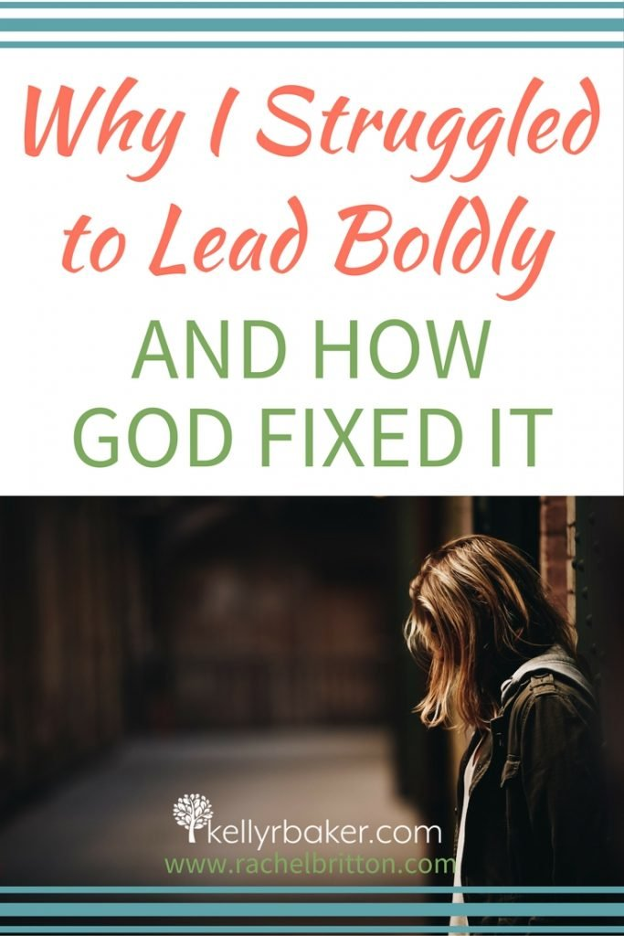 Once courageous, I recently struggled to lead boldly. I second-guessed my every move. Tentativeness disturbed me. Here's how God helped me regain boldness. #Thrive #spiritualgrowth #leader #lead #shy #timid #bold #hurt #rejection #beboldgirl
