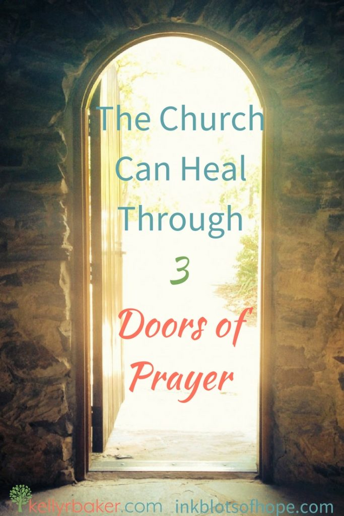We talk about the real hurts of the Church, but we don't often think about the hurt the shepherds and their families endure. Instead of ignoring these hurts, God provides healing. Here's how the Church can heal through three doors of prayer. #thrive #heal #healing #hurts #prayer #spiritualgrowth #biblicaltruths #pastors #ministers
