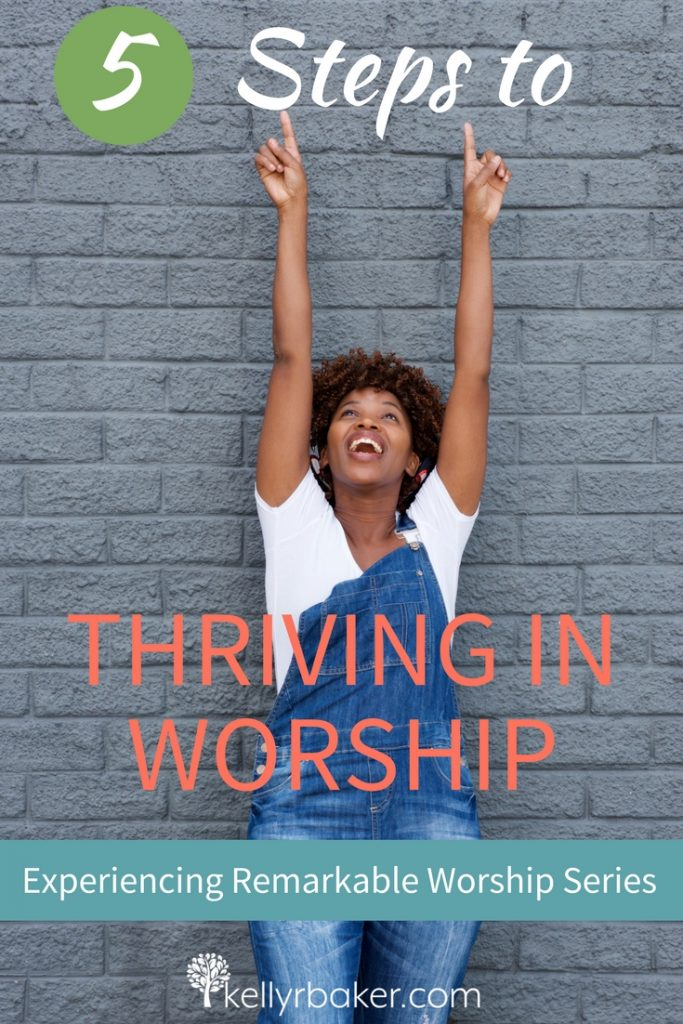 Here are some ways to walk out of a time of worship knowing that we eradicated hindrances within our control. Through them we can begin thriving in worship. #thrive #thrivinginworship #worship #godtime #dailytime #quiettime #biblicaltruths #spiritualgrowth
