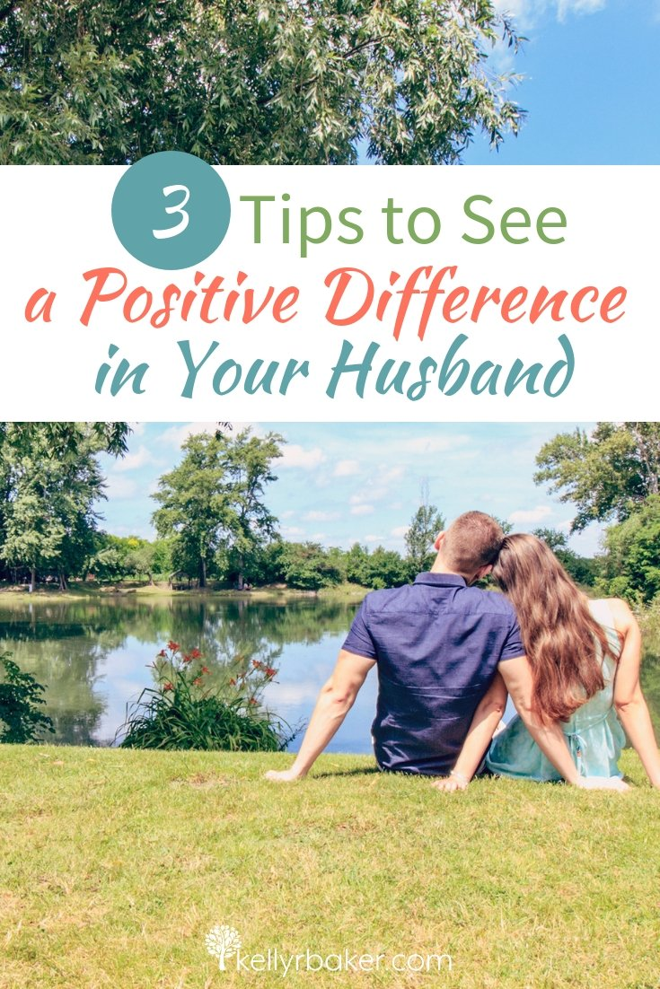 What do you do when you are tired of waiting around for your husband to change? Apply these three tips to see a positive difference in your husband. #ThrivingInChrist #ThrivingInRelationships #relationships #marriage #husband #wife #biblical #maritalproblems #changemyhusband #waitingonmyhusband