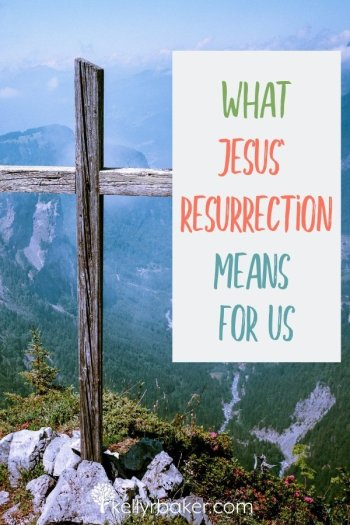 Read an excerpt from Katrina Hamel's novel, Dividing Sword, and learn what Jesus' resurrection means for us. #ThrivingInChrist #resurrection #Easter #Jesus #biblicaltruths #Bible