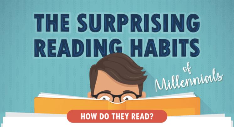 The Surprising Reading Habits of Millenials