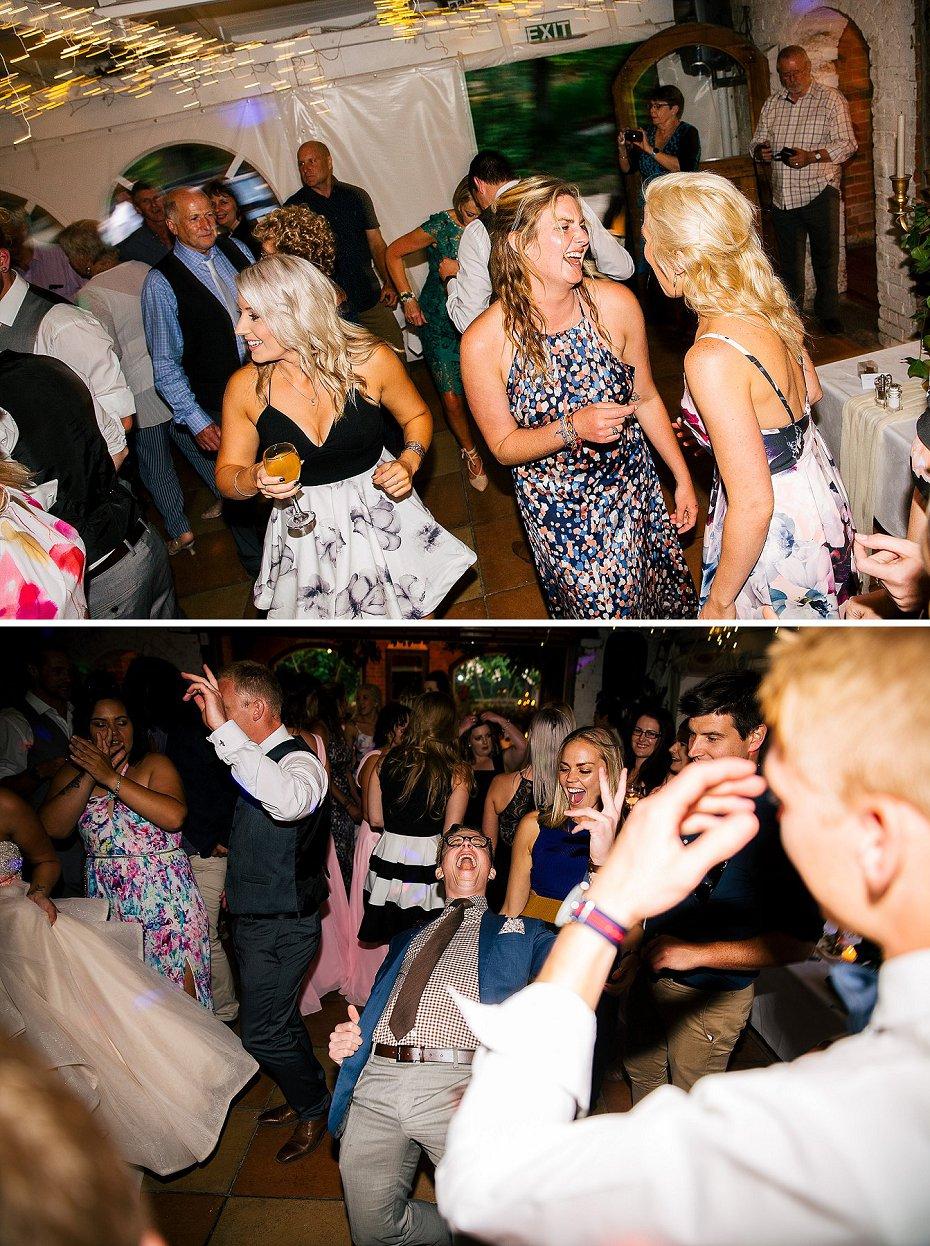 Anneke & James - Christchurch Wedding