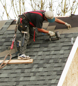 roof installation material options architectural shingles